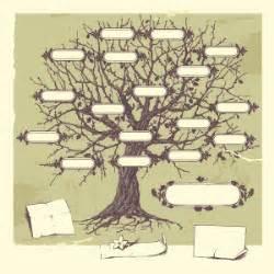 family tree charts and templates