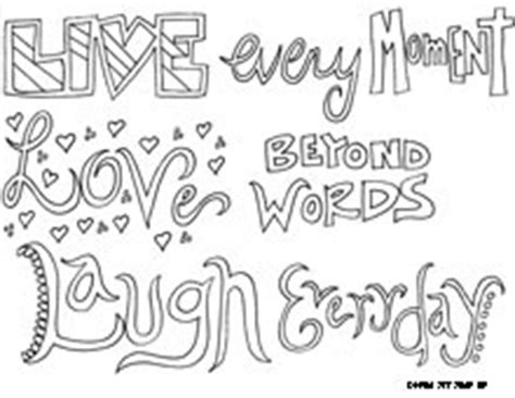 doodle alley all quotes coloring pages doodle alley quotes quotesgram