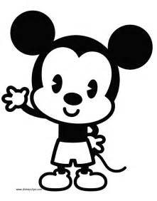 disney cuties free coloring pages on art coloring pages