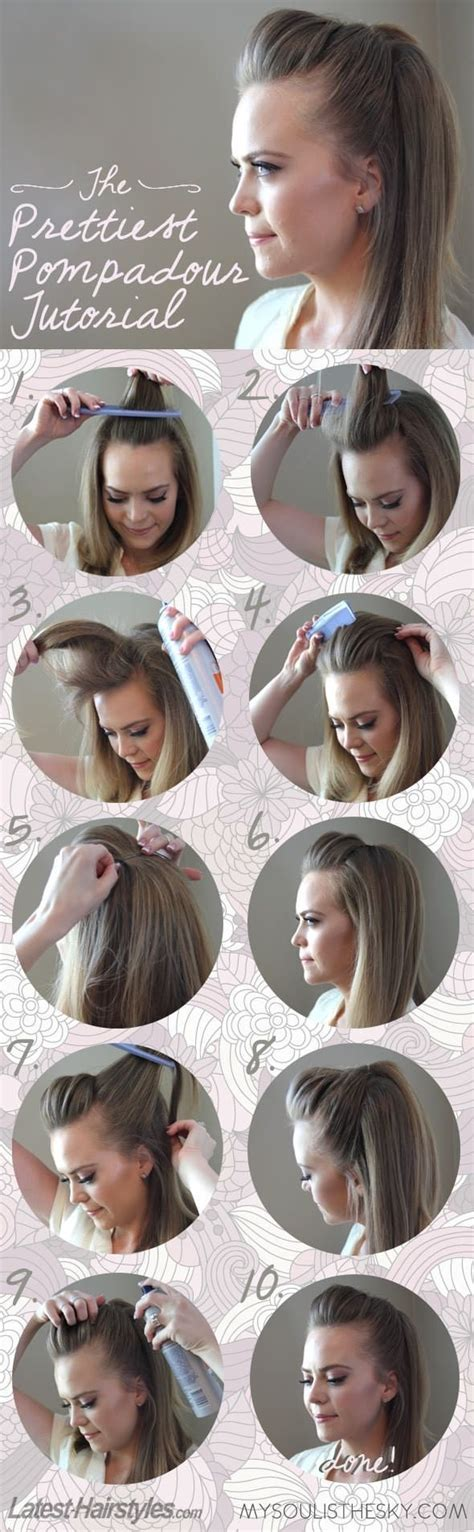 five minute hairstyles for goths 23 five minute hairstyles for busy mornings