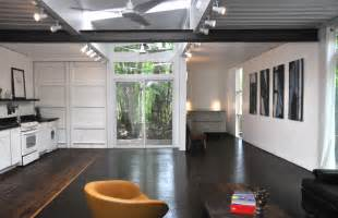 Shipping Container Home Interiors by Shipping Container Homes 2 Shipping Container Home