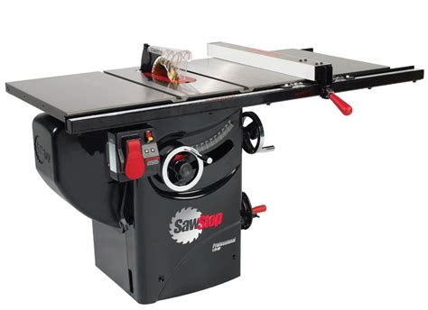 sawstop table saw for sale sawstop pcs175 pfa30 1 75 hp professional cabinet saw