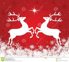 christmas reindeer royalty free stock images image 16291969