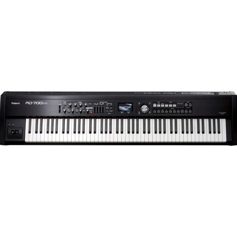 Keyboard Roland Stage roland supernatural stage piano with pha iii ivory feel