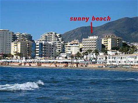 hotel sunny beach benalmadena  catering apartments benalmadena costa andalucia spain