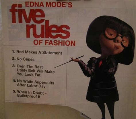 Edna Meme - no capes edna mode quotes quotesgram