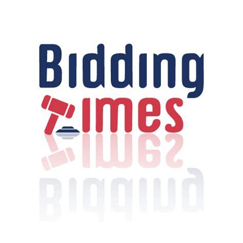 bid time logo design company in amman jeddah riyadh