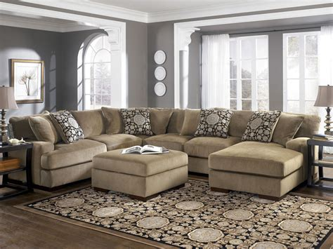 U Shaped Sectional Sofa With Chaise Stunning U Shaped Sectional Sofa With Chaise All About House Design