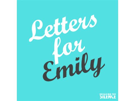 letters for emily letters for emily big rallies support for suicidal