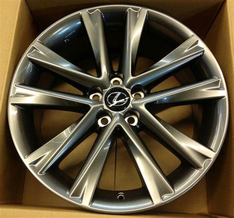 lexus f sport rims magnussen lexus 2013 rx350 oem f sport wheels caps