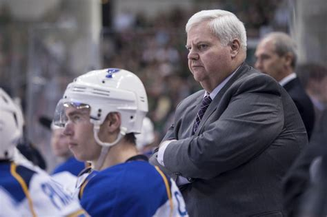 dallas stars player dies on bench blues lead playoffs in shot blocks ken hitchcock doesn t care