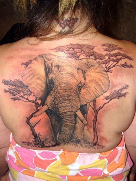 elephant tattoo designs images elephant tattoo finished by asussman on deviantart