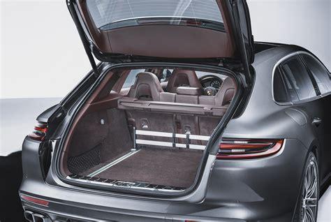 Porsche Panamera Kofferraum by Porsche Panamera Sport Turismo 2017 Sitzprobe Bilder