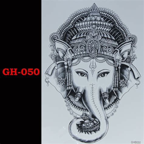elephant god tattoo thai elephant god statue flash