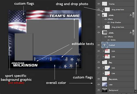 sports templates for photoshop patriotic basketball photoshop templates arc4studio