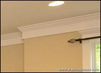 ceiling molding types types of crown moulding custom home trim styles