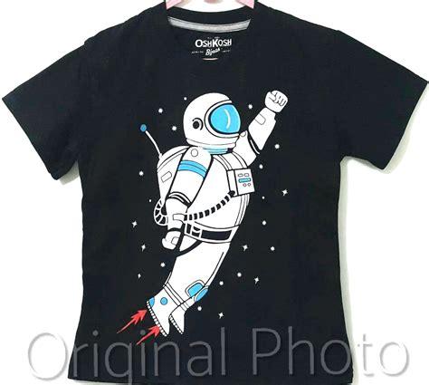 Kaos Oshkosh Kaos Anak Kaos Branded grosir kaos oshkosh astronot hitam page title grosir