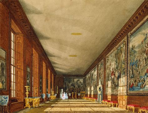 Room Sketch file hampton court palace queen s gallery by richard