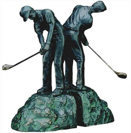 golf statues home decorating 1 the minimalist nyc