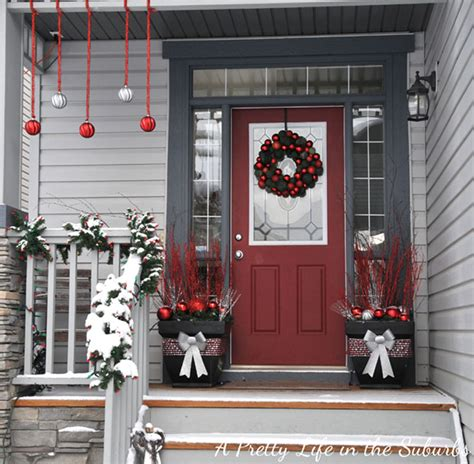 decorating front porch for christmas top 10 inspirational christmas front porch decorations