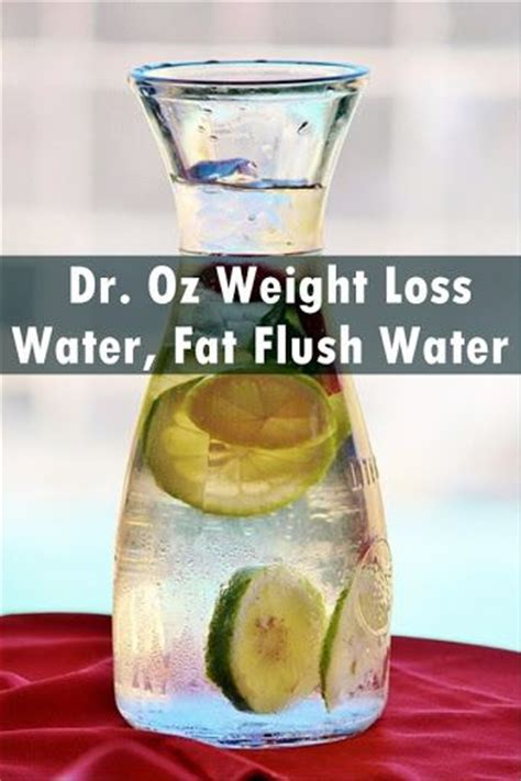 Flushing Water Detox 17 best images about dr oz on store anti