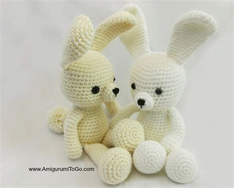 free pattern rabbit crochet dress me bunny amigurumi to go