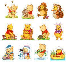 imagenes de winnie pooh bebe para descargar ideas para fiestas and ideas on pinterest