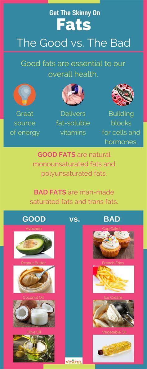 healthy fats vs unhealthy get the on fats vs bad fats junk food list