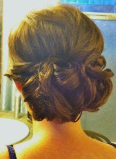 Wedding Hairstyles Chin Length Hair by Hair Curly Updo Updo For Bob Chin Length Hair