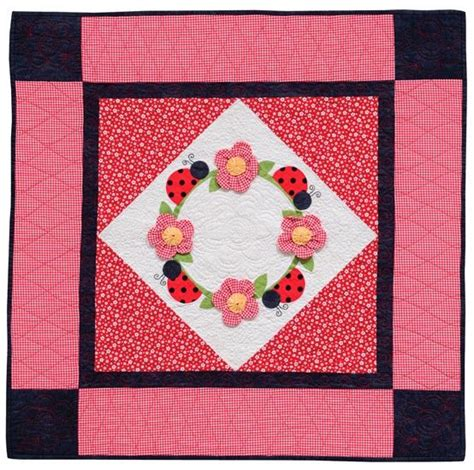 Ladybug Quilt Patterns by 17 Best Images About Ladybug Quilt Patterns On
