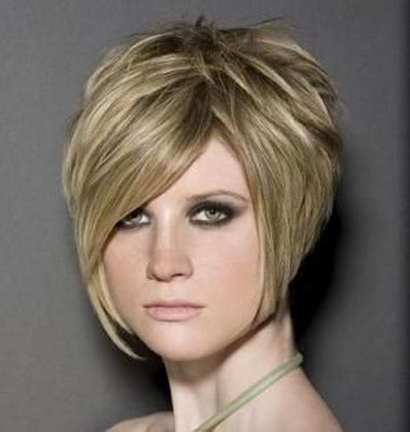 hair cuts for plus size faces short hairstyles for large women