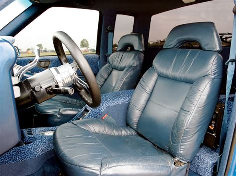 1994 Chevy S10 Interior by 1994 Chevrolet S10 Interior Photo 3