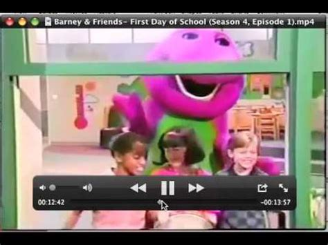 barney five kinds of credits pbs barney friends five kinds of pbs sprout ve