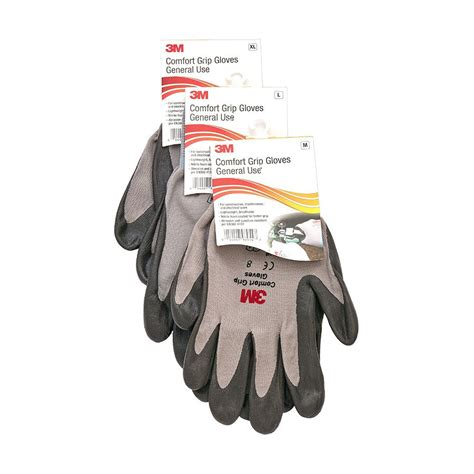 comfort grip gloves 3m comfort grip glove general use tools integrator