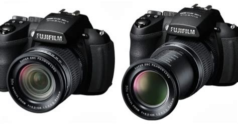 Kamera Fujifilm 30x Zoom fujifilm finepix hs25exr kamera superzoom dengan lensa berkemuan 30x zoom optik digitalizer