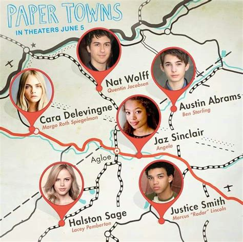 recommended film paper paper towns cast list www pixshark com images