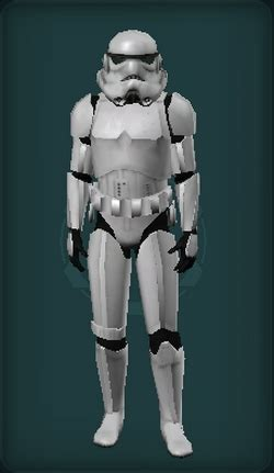 Gamis Syar I Cantik Amoora stormtrooper armor swg wiki fandom powered by wikia