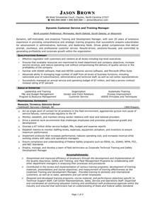 Customer Service Manager Resume Sample Cover Letter Supervisor