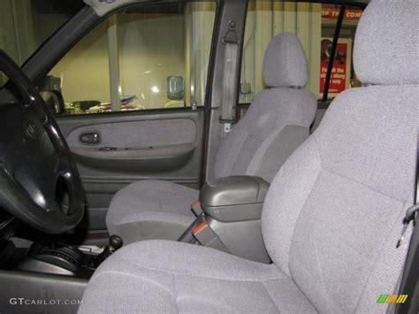 2000 Kia Sportage Interior 2000 Kia Sportage 4x4 Interior Photo 46461324 Gtcarlot