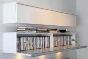 Ikea Cd Holders Besta Burs Wall Shelf Living Room Pinterest Cd Dvd
