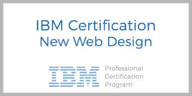 ed2go web design certificate review new ibm certification website ibm training and skills blog