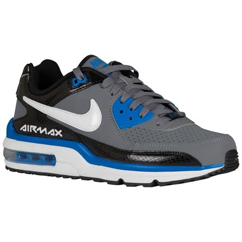Kaostshirr Nike Air Max mens nike air max wright trainers cool grey black photo blue white clearance outlet