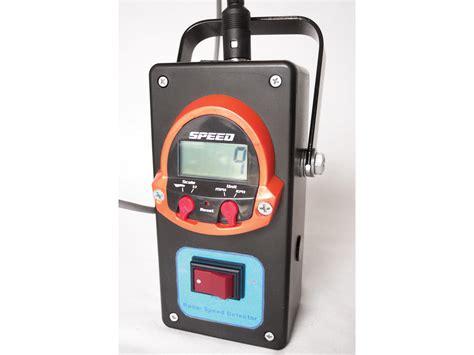 Speed Detector radar speed detector make