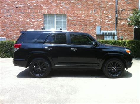 Toyota 4runner Blacked Out Go Back Gt Gallery For Gt 2014 Toyota 4runner Blacked Out