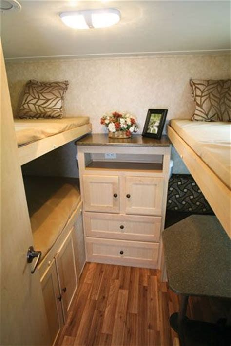 Rv Bunk Beds by Rv Bunk Beds Cing Open Roads Middle