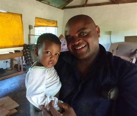 hamza a small child reports on help orphans needy children in kenya