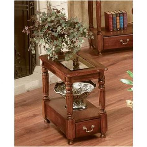 peters revington chairside table 4123 peters revington bordeaux living room chairside table