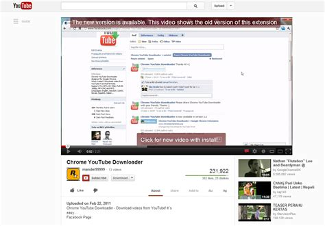 download youtube from chrome chrome youtube downloader