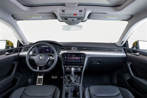 volkswagen sedan interior volkswagen arteon comes to america replaces cc as