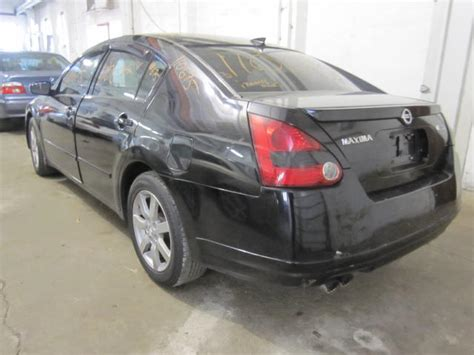 Nissan Maxima 2004 Parts by Parting Out 2004 Nissan Maxima Stock 110675 Tom S